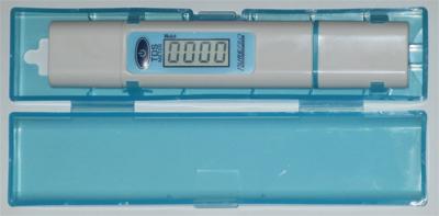 PurePro TDS-3000 mérő műszer tokban