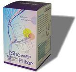 PurePro zuhanyszűrő doboza