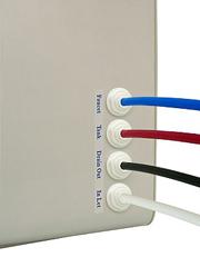 PurePro M800DF RO víztisztító beszerelése gyorscsatlakozókkal