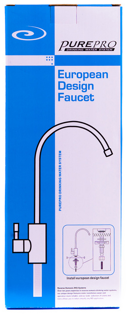 FC101 Modern víztisztító csaptelep csomagolása