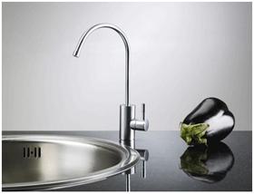 FC101 Modern víztisztító csaptelep felszerelve