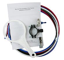 PurePro M800-DF RO víztisztító szerelékei